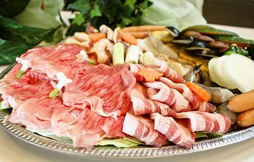福島の味覚を食べ比べ!バーベキューお肉差し替え